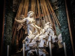 Ecstasy in Stone: Viewing Bernini through a Contemplative Lens