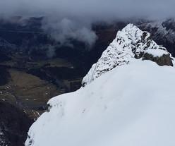 Remarquable épisode neigeux en altitude ce dimanche