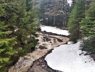 Ce week-end : de la neige en Espagne, au Maroc mais peu ou pas dans le Sancy et la chaîne des Puys ?