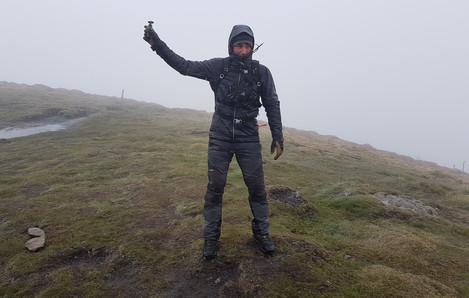 Pantalon alpinisme Cascade & gants Trek 900