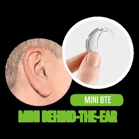 Mini Behind the Ear On-Site Hearing Serv