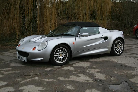 Lotus Elise S1 NOW SOLD