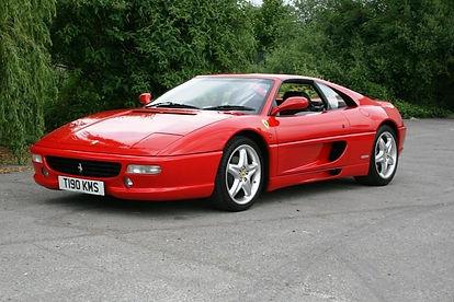 Ferrari 355 GTS RHD F1