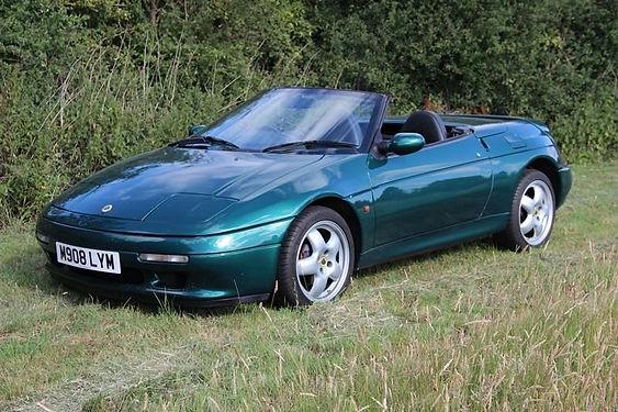 Lotus Elan M100 SOLD!