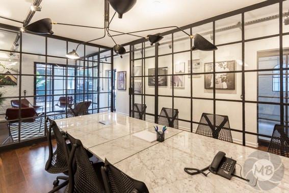 Fotografia de arquitetura corporativa e institucional