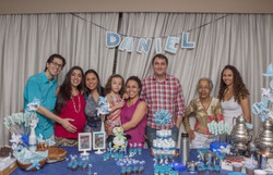 Evento: Chá de Bebê - Daniel