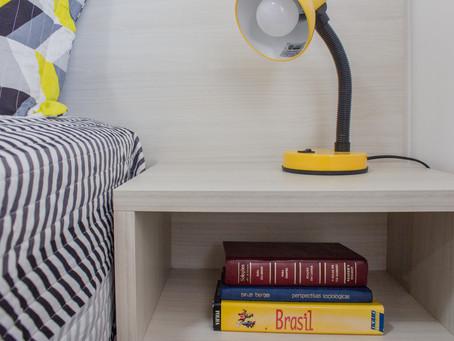 Decoração Home staging + Fotografia para imóvel de locação por temporada - Centro de SP