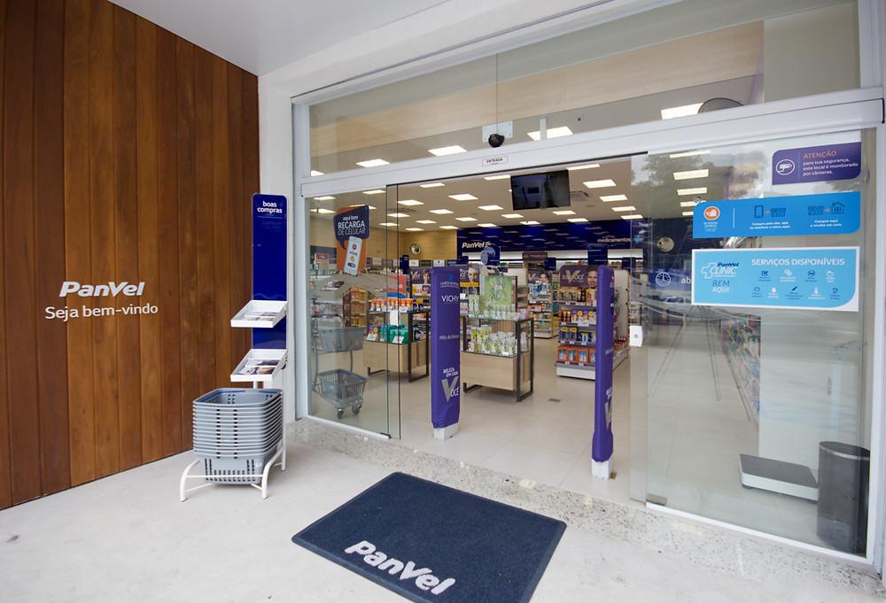 fotografia de loja em são paulo