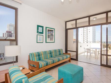 Fotografia para imóveis de locação por temporada / Airbnb