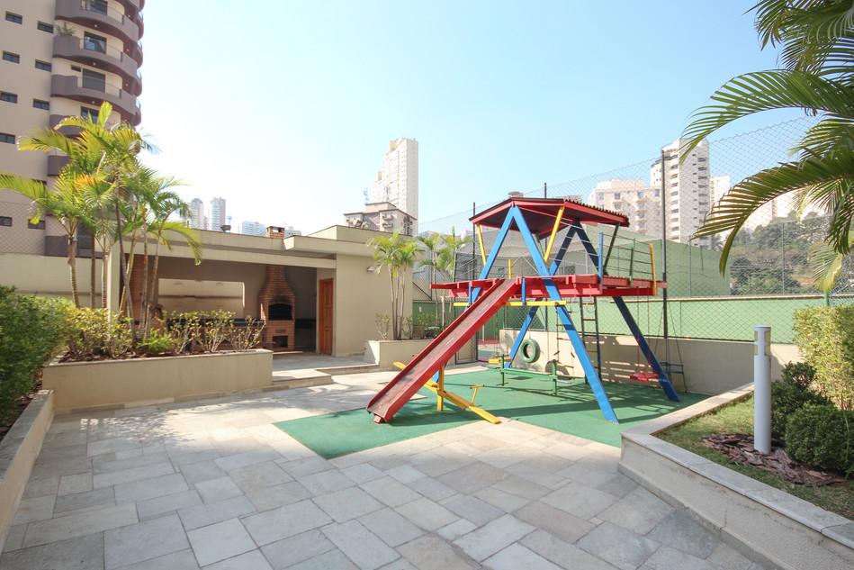 Playground condominio