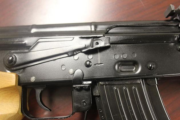 Making Perfect Spot Welds   ReCreator Blanks AK74 AK47 blank