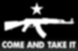 Come and Take it AK Flag