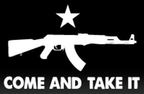 Come and Take it AK Flag