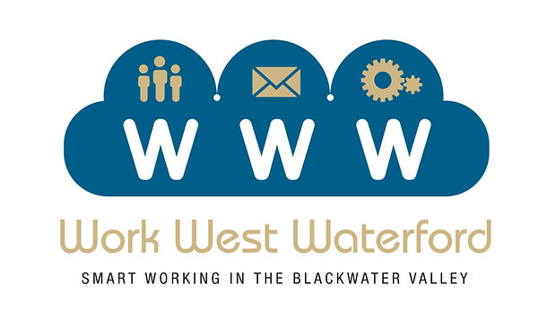 Work West Waterford latest colour logo (
