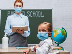 Covid-19 | Proteção Profissionais de educação