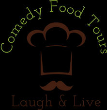 Comedy Food Tours - Laugh & Live