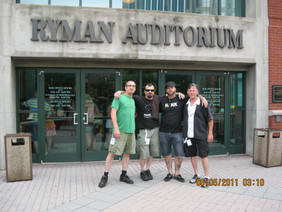 BOB Band _ Ryman.JPG