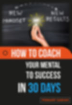 couverture How to coach you mental to su