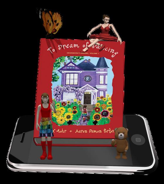 Giveaway Weekend | AR Children's Book