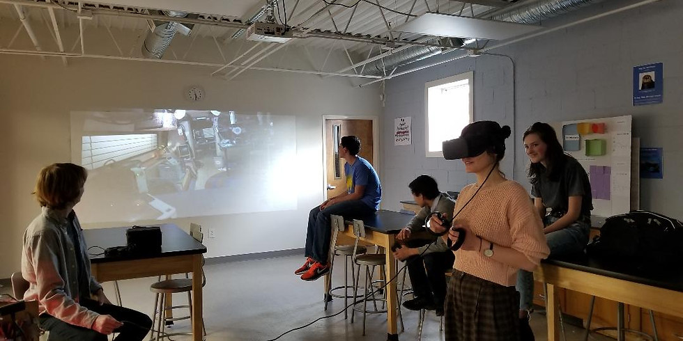 Introduction to VR for Teens
