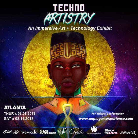 Techno Artistry Aug 9th & 11th