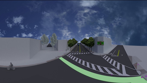 Atlanta | Complete Streets GADOT Project | VR Experience
