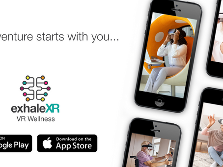 Exhale XR have released an innovative, affordable, mobile VR application for relaxation