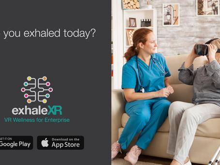 VR Meditation & Relaxation App for Enterprise
