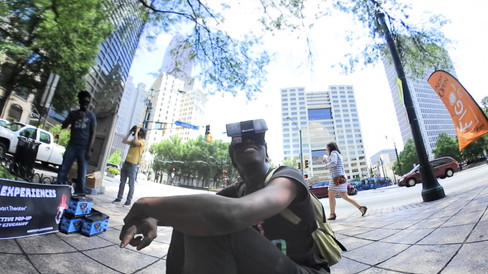 VR Street Experience | Atlanta GA