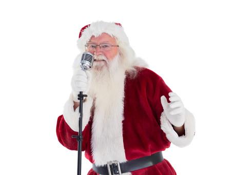 Locução Voz Papai Noel - Natal 2020