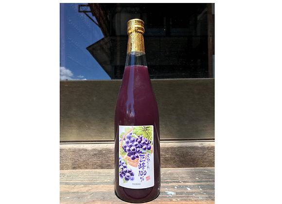 長野県産手搾りぶどうジュース 720ml