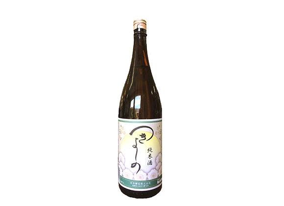 純米酒つきよしの 720ml