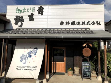 改装店舗と古い建物