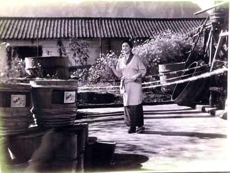 1955年 次郎物語@若林醸造