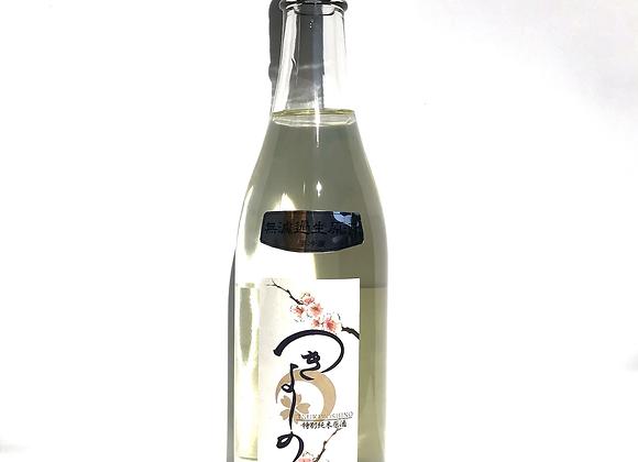 つきよしの特別純米無濾過生原酒 720ml