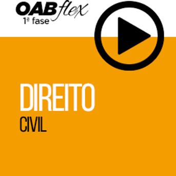 OABflex - ON LINE - Isoladas - Civil