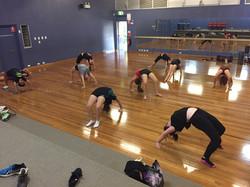 Flexible Acro Students 2016