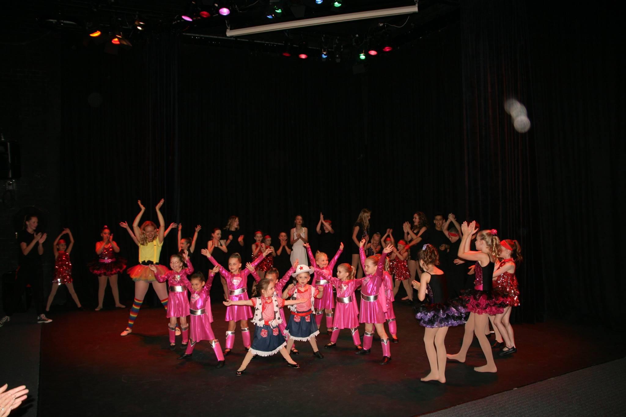 Finale Dance 2015 Concert