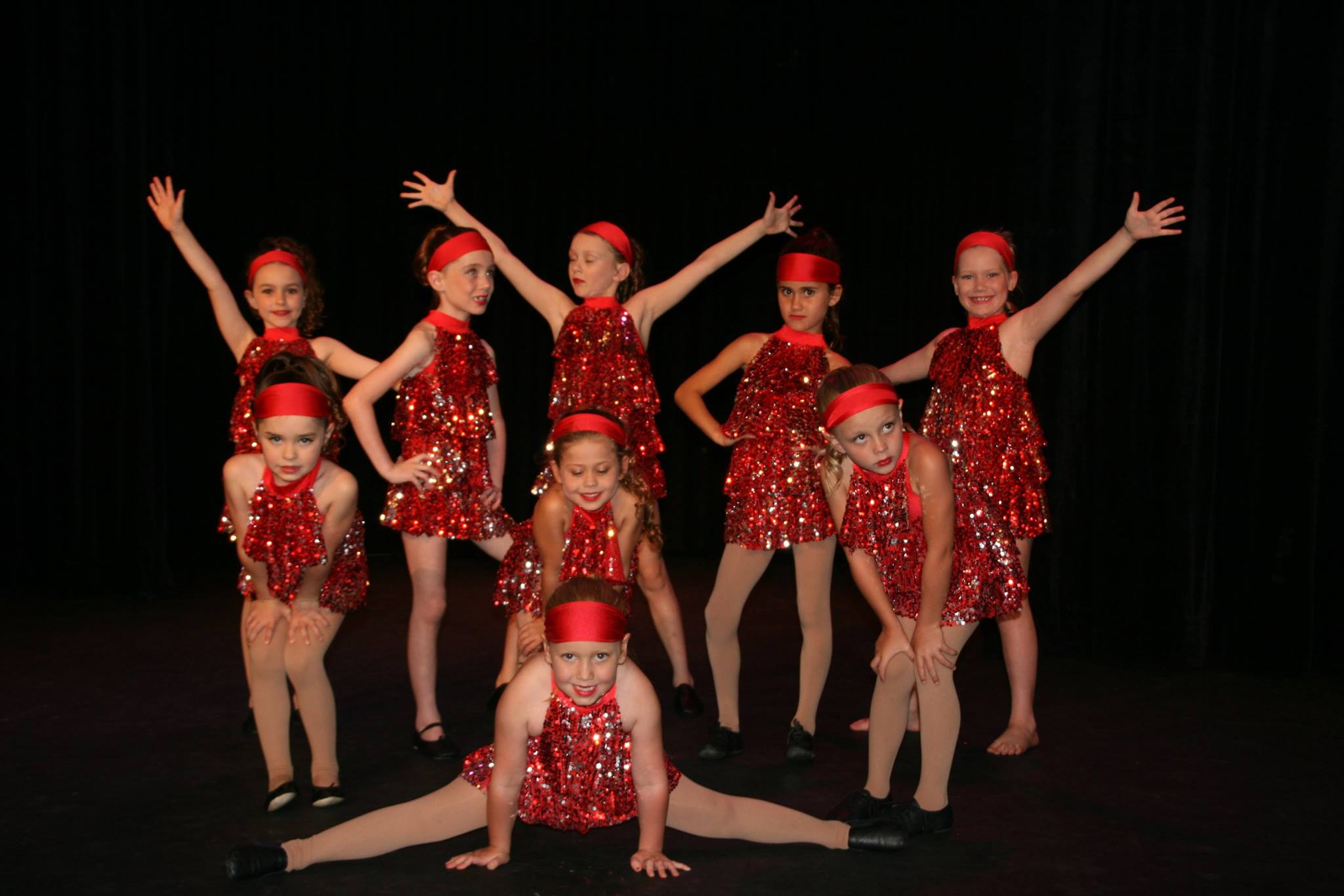 Jazz - Sub Junior/Primary 2015