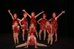 Jazz - Sub Junior/Primary 2015