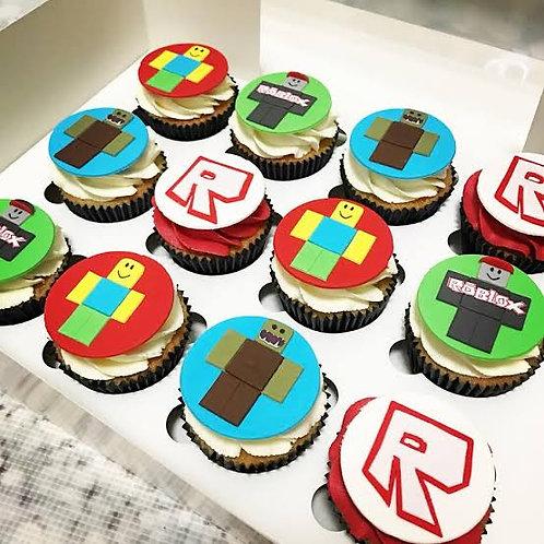 Roblox Theme Cupcakes