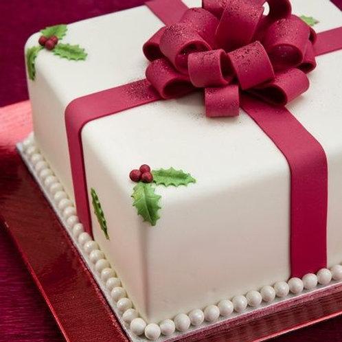 1kg Rich Fruit Xmas Cake