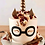 Thumbnail: Harry Potter Theme Birthday Cake