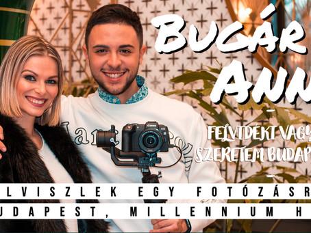 """""""Felvidéki vagyok, szeretem Budapestet!"""" - Bugár Anna - Elviszlek Egy Fotózásra"""