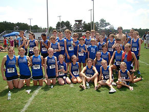 youth running - cross country