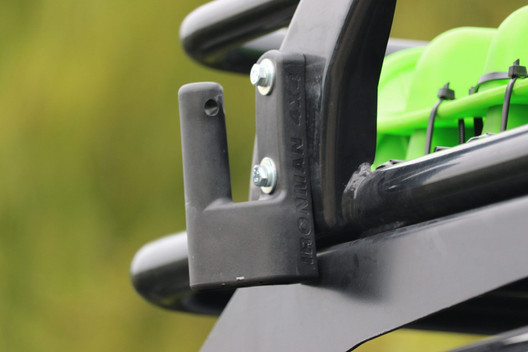 QUICK RELEASE AWNING BRACKET