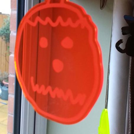 Halloween Half Term Crafts!