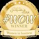 #WOW Winner Women In Business Jacqueline Gold