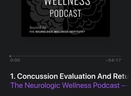 Concussion Podcast