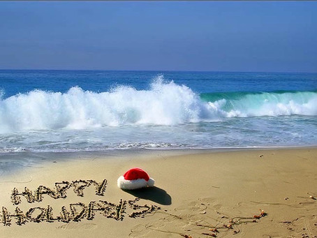 Happy Holidays & Christmas Hours